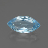 thumb image of 2.4ct Marquise Facet Swiss Blue Topaz (ID: 433040)