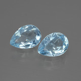 thumb image of 1.8ct Pear Facet Swiss Blue Topaz (ID: 433137)