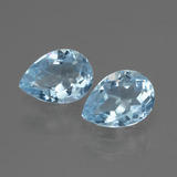 thumb image of 1.8ct Pear Facet Swiss Blue Topaz (ID: 433140)