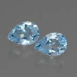 thumb image of 1.7ct Pear Facet Swiss Blue Topaz (ID: 433141)