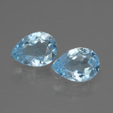 thumb image of 1.5ct Pear Facet Swiss Blue Topaz (ID: 433142)