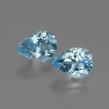 thumb image of 1.6ct Pear Facet Swiss Blue Topaz (ID: 433262)