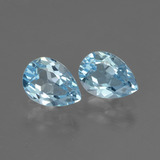 thumb image of 1.7ct Pear Facet Swiss Blue Topaz (ID: 433318)