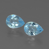thumb image of 1.7ct Pear Facet Swiss Blue Topaz (ID: 433367)