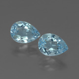 thumb image of 1.8ct Pear Facet Swiss Blue Topaz (ID: 433374)