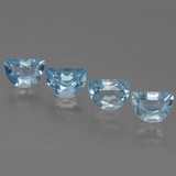thumb image of 4.3ct Fancy Facet Swiss Blue Topaz (ID: 433391)