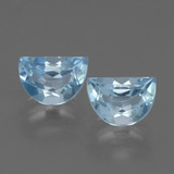thumb image of 2ct Fancy Facet Swiss Blue Topaz (ID: 433469)