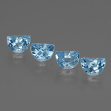 thumb image of 3.8ct Fancy Facet Swiss Blue Topaz (ID: 434411)