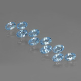 thumb image of 2.6ct Oval Facet Swiss Blue Topaz (ID: 437025)