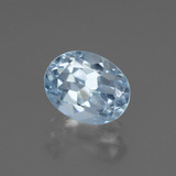 thumb image of 2.6ct Oval Facet Sky Blue Topaz (ID: 437352)