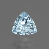 thumb image of 0.9ct Trillion Facet Swiss Blue Topaz (ID: 437427)