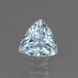 thumb image of 0.8ct Trillion Facet Swiss Blue Topaz (ID: 437431)