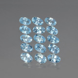 thumb image of 3.9ct Oval Facet Swiss Blue Topaz (ID: 437652)