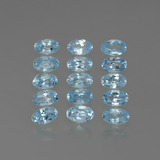 thumb image of 4.5ct Oval Facet Swiss Blue Topaz (ID: 437667)