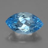thumb image of 4.2ct Marquise Facet Swiss Blue Topaz (ID: 438256)