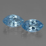 thumb image of 4.1ct Marquise Facet Swiss Blue Topaz (ID: 438487)