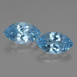 thumb image of 4.2ct Marquise Facet Swiss Blue Topaz (ID: 438614)