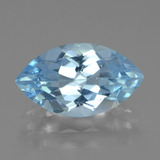 thumb image of 4.1ct Marquise Facet Swiss Blue Topaz (ID: 438735)