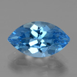 thumb image of 4.5ct Marquise Facet Swiss Blue Topaz (ID: 438772)
