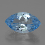 thumb image of 4.4ct Marquise Facet Swiss Blue Topaz (ID: 438774)