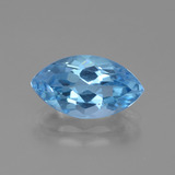 thumb image of 4.1ct Marquise Facet Swiss Blue Topaz (ID: 438844)