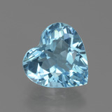 thumb image of 2.9ct Heart Facet Swiss Blue Topaz (ID: 439130)