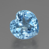 thumb image of 3.5ct Heart Facet Swiss Blue Topaz (ID: 439248)