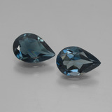 thumb image of 2.4ct Pear Facet London Blue Topaz (ID: 441966)