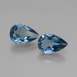 thumb image of 2.8ct Pear Facet London Blue Topaz (ID: 441968)