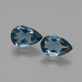 thumb image of 2.6ct Pear Facet London Blue Topaz (ID: 442023)