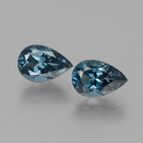 thumb image of 3.3ct Pear Facet London Blue Topaz (ID: 442024)