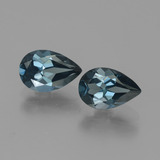 thumb image of 2.8ct Pear Facet London Blue Topaz (ID: 442026)