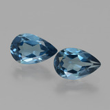 thumb image of 3.1ct Pear Facet London Blue Topaz (ID: 442134)