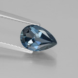 thumb image of 1.5ct Pear Facet London Blue Topaz (ID: 442245)