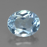 thumb image of 4ct Oval Facet Swiss Blue Topaz (ID: 442486)