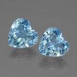 thumb image of 5.3ct Heart Facet Swiss Blue Topaz (ID: 442914)