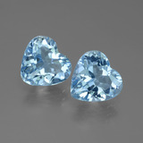 thumb image of 5.4ct Heart Facet Swiss Blue Topaz (ID: 442923)