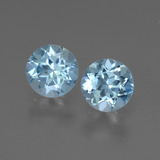 thumb image of 1.8ct Round Facet Swiss Blue Topaz (ID: 444528)