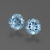 thumb image of 1.8ct Round Facet Swiss Blue Topaz (ID: 444947)