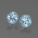 thumb image of 1.8ct Round Facet Swiss Blue Topaz (ID: 444998)