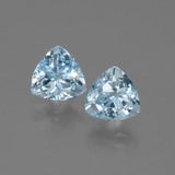 thumb image of 3ct Trillion Facet Swiss Blue Topaz (ID: 446055)