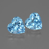 thumb image of 5.6ct Heart Facet Swiss Blue Topaz (ID: 448187)