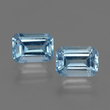 thumb image of 2.3ct Octagon Step Cut Swiss Blue Topaz (ID: 448245)