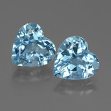 thumb image of 5.8ct Heart Facet Swiss Blue Topaz (ID: 448319)