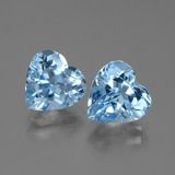 thumb image of 6.4ct Heart Facet Swiss Blue Topaz (ID: 448343)