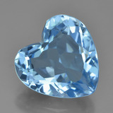 thumb image of 8.5ct Heart Facet Swiss Blue Topaz (ID: 448996)