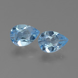 thumb image of 1.4ct Pear Facet Swiss Blue Topaz (ID: 450601)