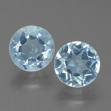 thumb image of 4.4ct Round Facet Sky Blue Topaz (ID: 452285)