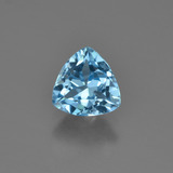 thumb image of 1.5ct Trillion Facet Sky Blue Topaz (ID: 452866)