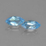 thumb image of 2.4ct Marquise Facet Sky Blue Topaz (ID: 453959)